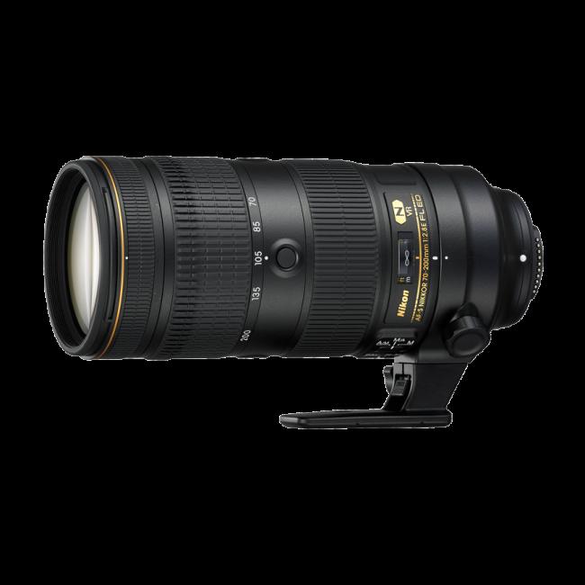 6f96f7c02be22 Objetivo Nikkor 70-200 mm F 2.8 E FL ED VR · Electrónica · El Corte ...