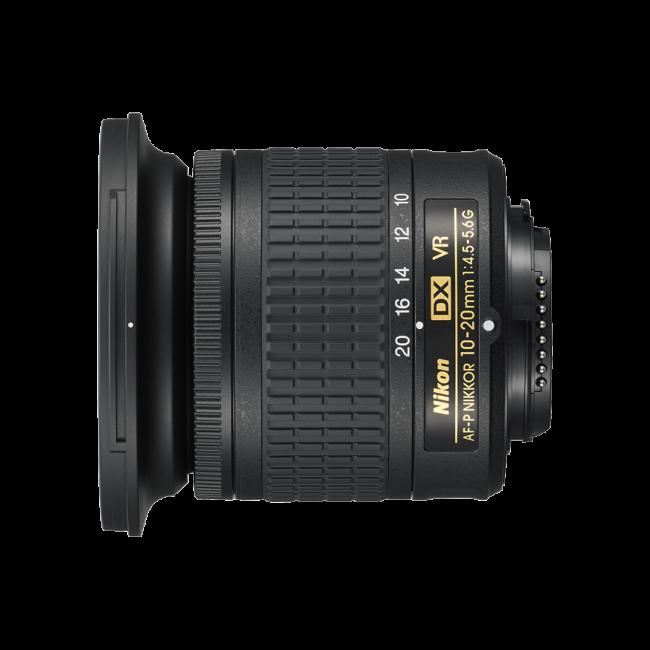 af5f1bc761 Objetivo Nikon AF-P DX 10-20 mm G VR para DX · Electrónica · El ...