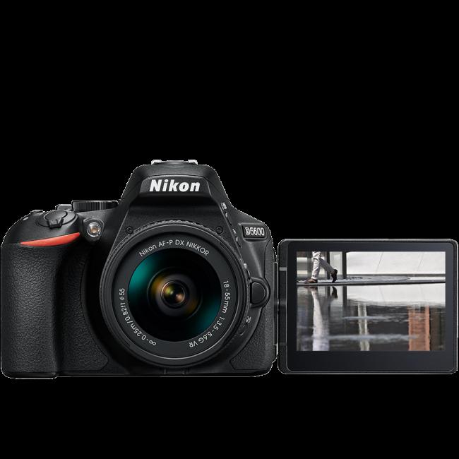 a703301ed865 NIKON D5600 + AF-P 18-55 VR + AF-P 70-300 VR Kit - Media Markt ...