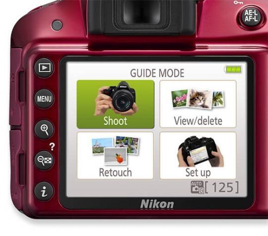 Vous êtes novice en matière de photographie reflex numérique   Mode guide 39c2bdb9d5d0