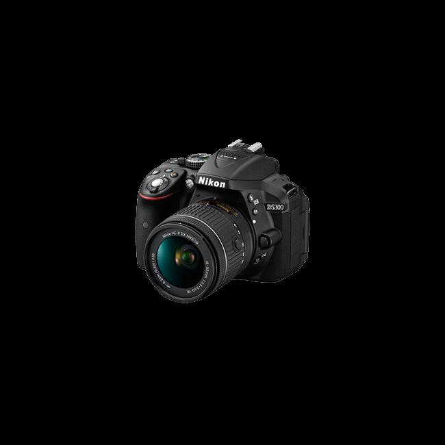Nikon D5300 DSLR Camera (18-55mm, Black) Price in India - buy Nikon ...