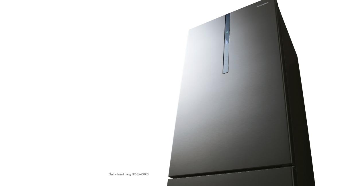 Kết quả hình ảnh cho NR-BX468GWVN thiết kế phẳng