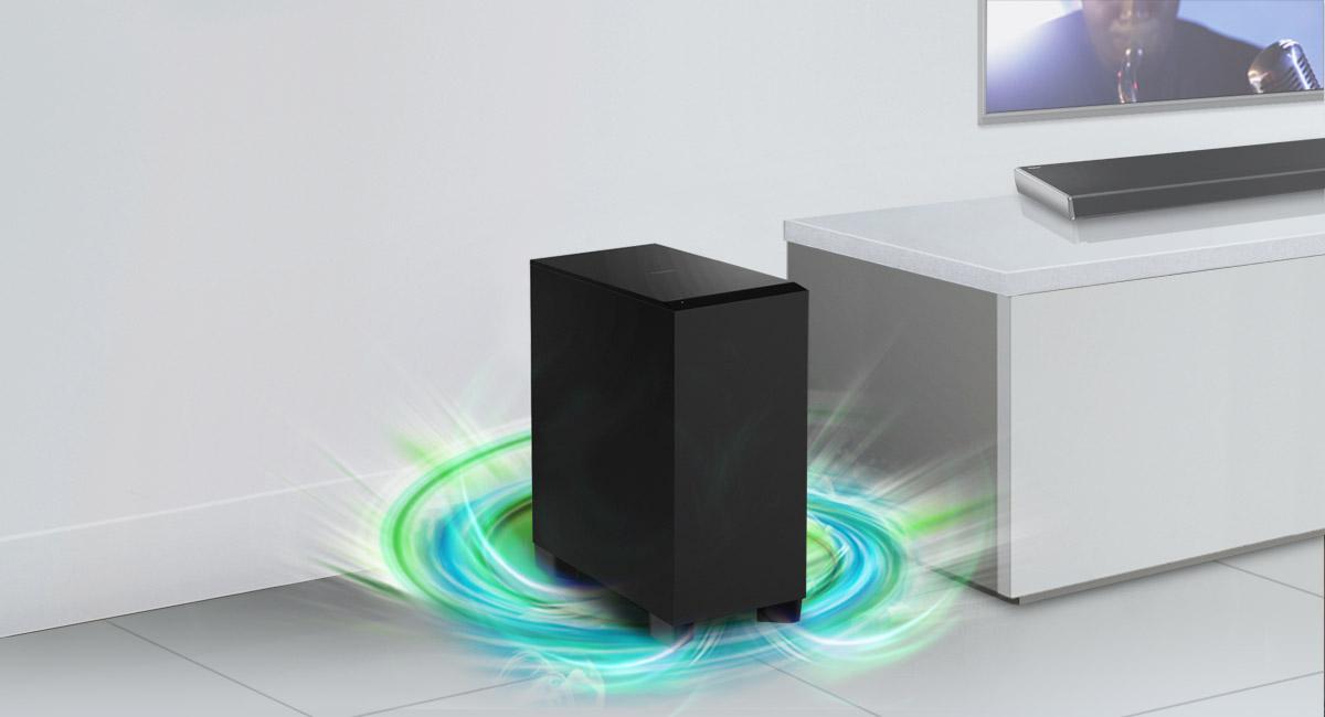 Panasonic sound bar hook up 8
