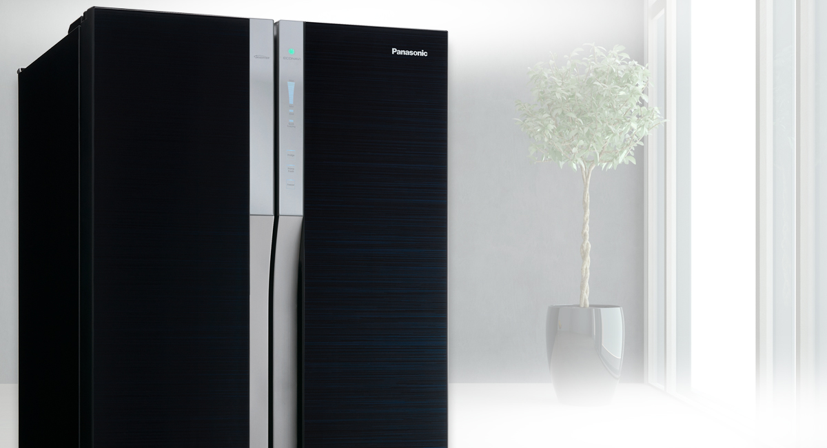 Lovely Panasonic French Door Fridge Part - 8: Harvey Norman