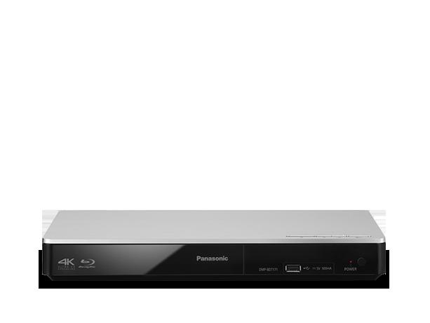 Panasonic DMP-BDT171EF Blu-ray Player Mac