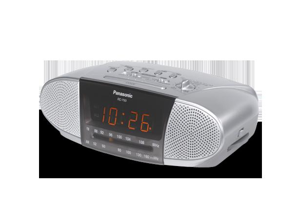 6cdeec4f242 Panasonic RC-700 Clock Radio AM FM at The Good Guys