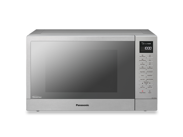 Panasonic NN-ST69JSQPQ 32L Stainless Steel Inverter Microwave at The Good  Guys