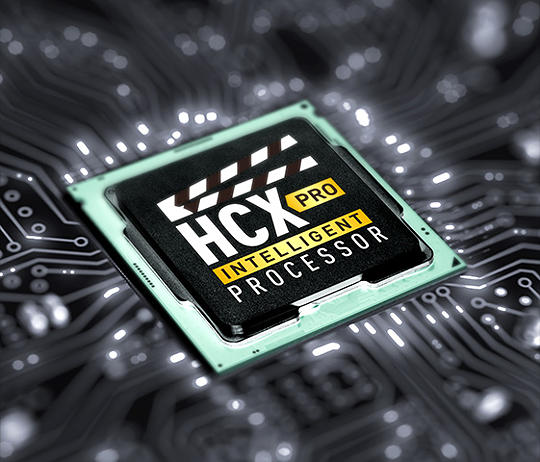 Image result for TX-55HZ1500B hcx processor