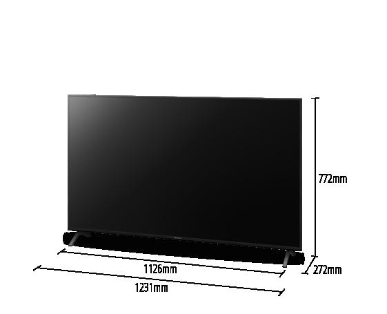 Телевизор PANASONIC TX-55HX940E