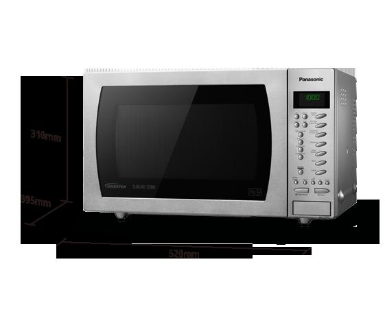 Nn Ct585sbpq Microwave Oven