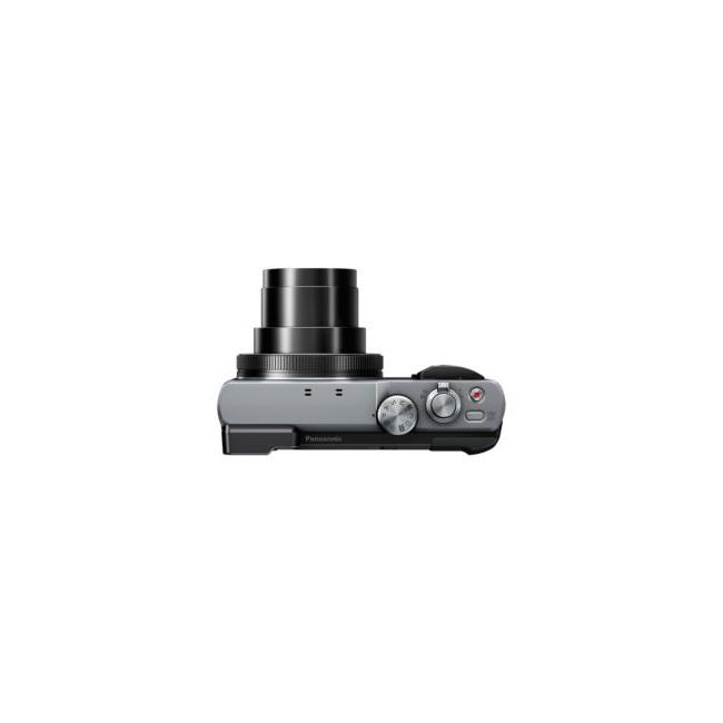294d7cb4d7b0c Cámara compacta Panasonic TZ80 18 MP Plata · Electrónica · El Corte ...