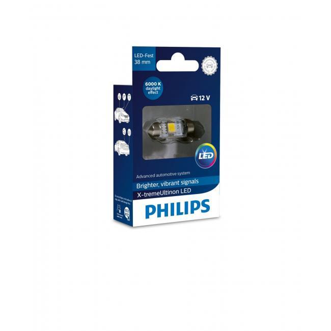 Лампа автомобильная Philips 12859,6000kx1 - фото 11