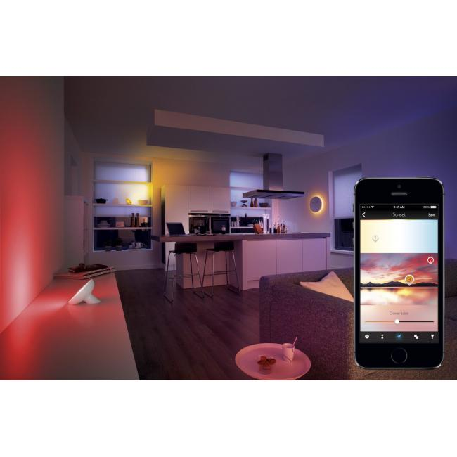 Buy philips hue iris wireless led smart light free delivery currys