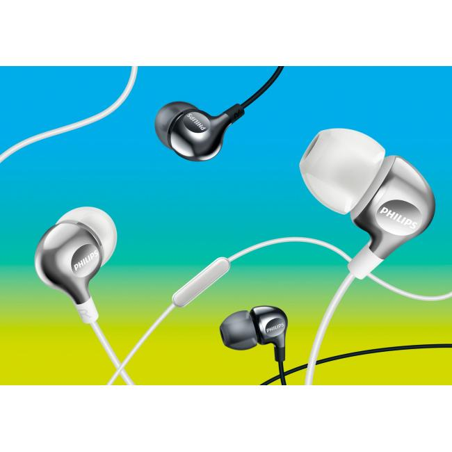 Philips MyJam Vibes In-Ear Headphones (White) | JB Hi-Fi