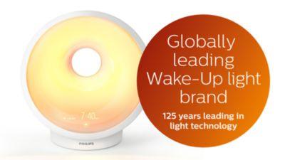 Philips Wekker Licht : Philips hf somneo sleep wake up light bij vanden borre