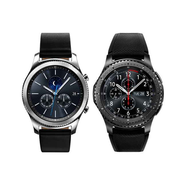 spesso SAMSUNG Gear S3 Frontier Black | Mediaworld.it YR15