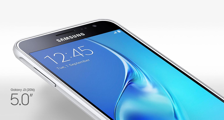 Samsung Galaxy J3 hadir dengan desain yang lebih hebat dan pengalaman menonton ke tingkatan yang baru
