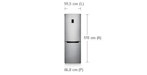 Samsung RB29FERNCSA Combinato | Frigoriferi in offerta su Unieuro