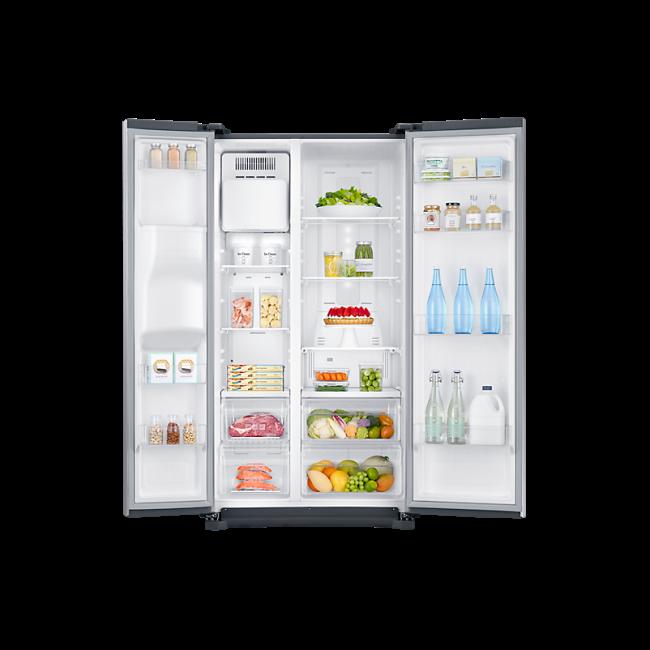 Samsung RS53K4400SA/EU American Fridge Freezer - Expert Ireland