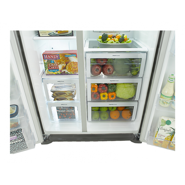 Kühl-Gefrier-Kombination RS62EX - Kühl-Gefrier-Kombinationen ...
