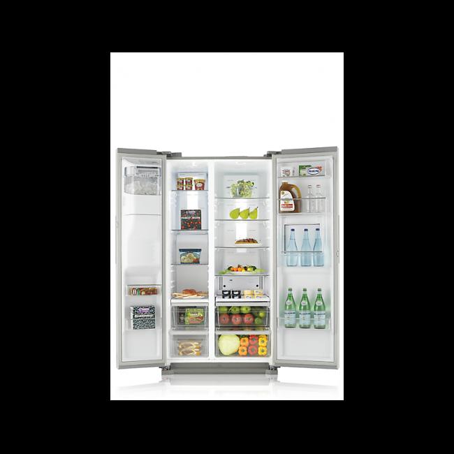 Refrigerateur Americain Samsung Rs 7778fhcsl Darty