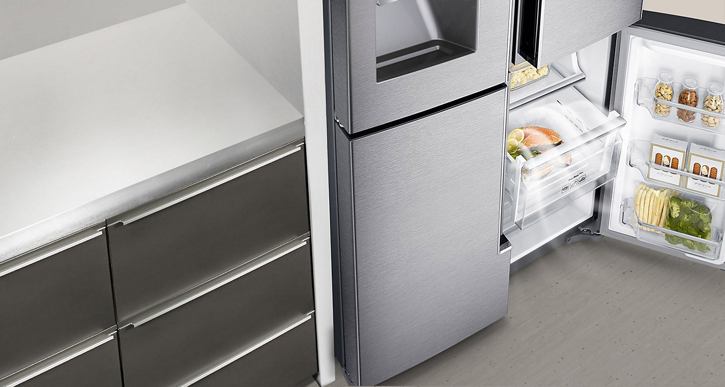 Jb Hi Fi Kitchen Appliances Jb Hi Fi Samsung Srf719dls 719l French Door Fridge With