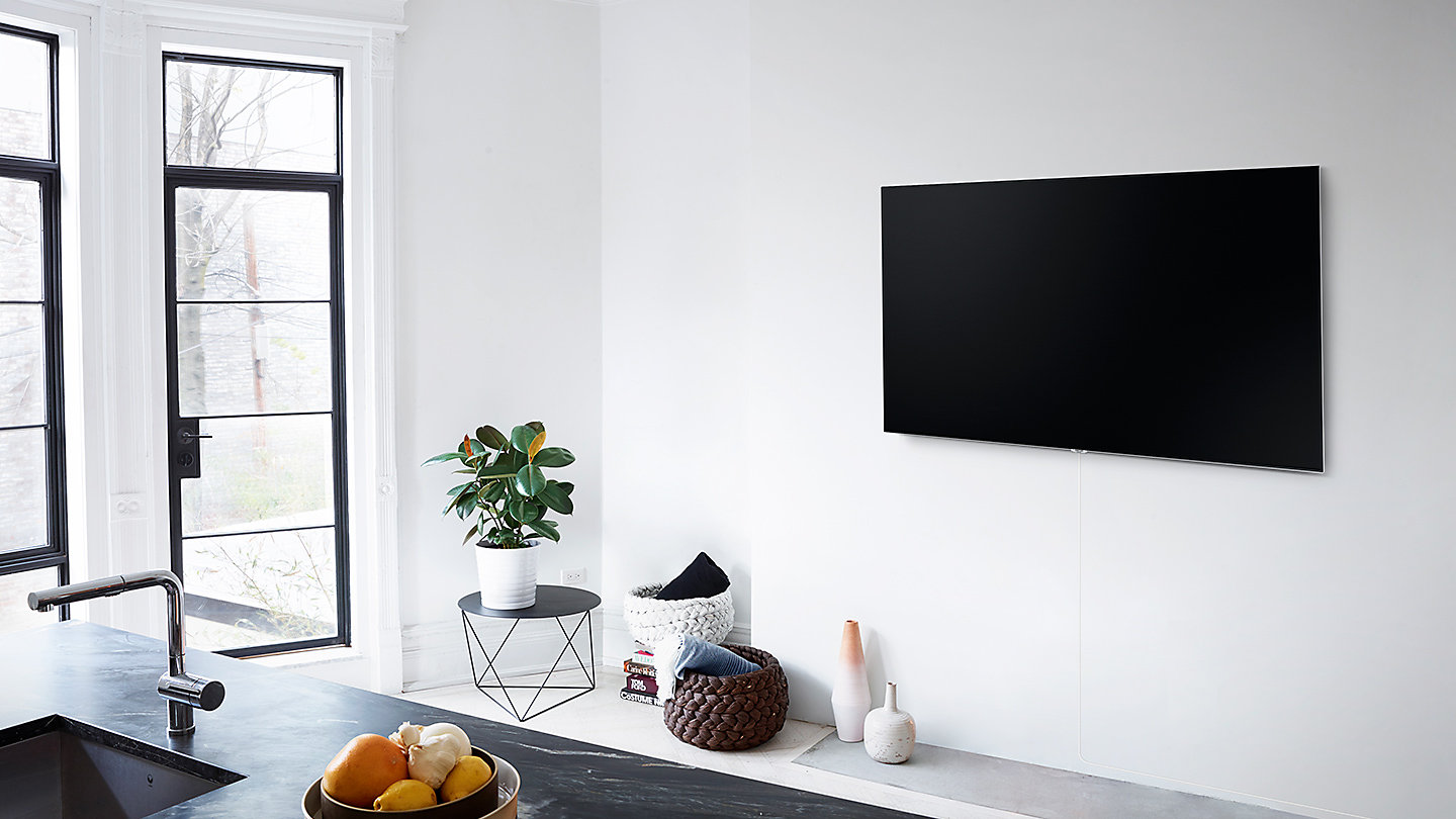 The Thin Optical Cable Helps Reduce Visible Wiring And Lets You Place  Entertainment Sources When They Fit And Look Best.5