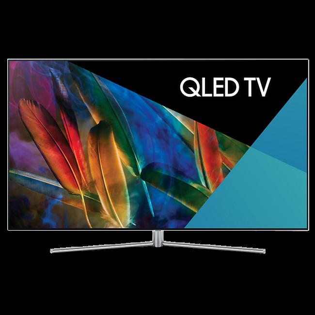 Samsung QA65Q7FAMWXXY 65165cm QLED UHD Smart TV At The Good Guys