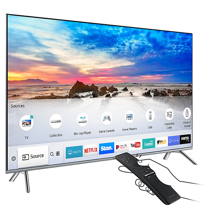 samsung tv 55. screen image simulated. samsung tv 55