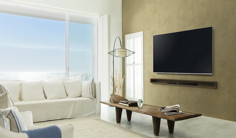 samsung tv led 49 123 cm ue49mu7005 noir pas cher achat vente tv led de 40 39 39 49. Black Bedroom Furniture Sets. Home Design Ideas