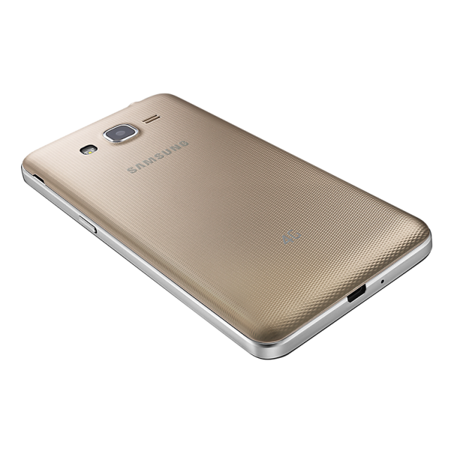 Samsung Galaxy J2 Prime Gold Smartphone