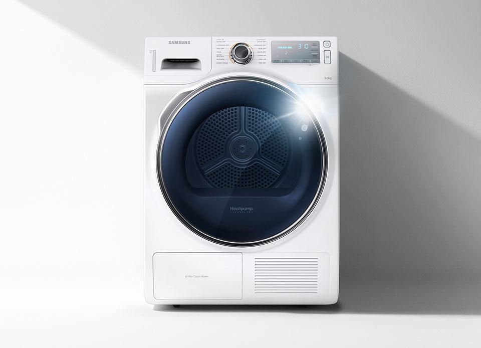 Samsung dv wärmepumpentrockner weiß a euronics