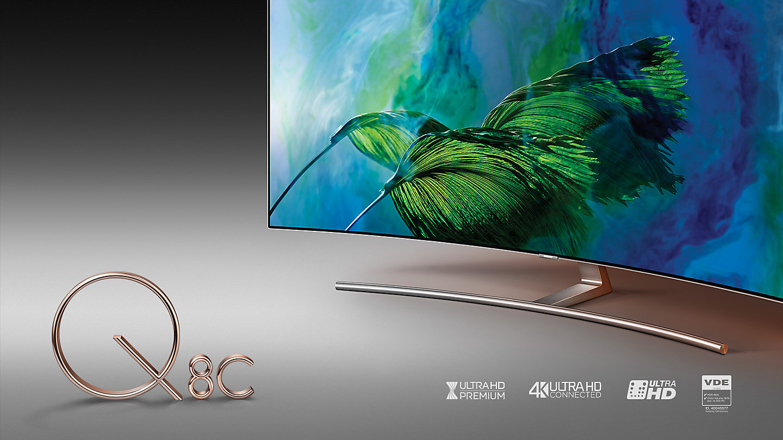 Notebook samsung kualitas - Sambut Inovasi Tv Dan Warna Terbaru Dari Q8c Curved Qled Tv Dilengkapi Teknologi Quantum Dot Yang Mampu Menampilkan Kualitas Gambar Ultra Hd Dan Pertama Di
