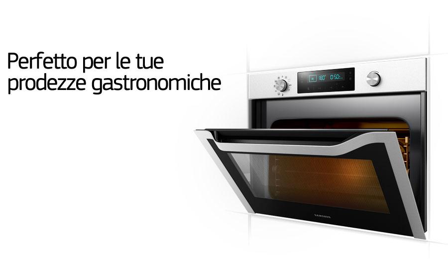 Forno Da Incasso Samsung. Samsung Forno Ad Incasso Combinato Nqhes ...