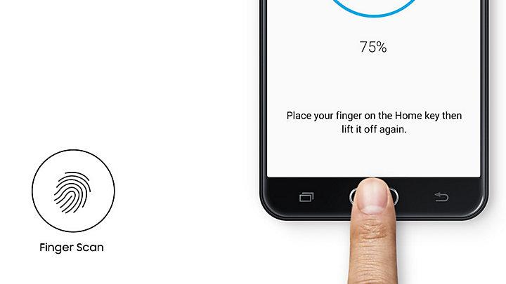 Dilengkapi Dengan Solusi Keamanan Yang Cepat Dan Personal Membuat Anda Menjadi Satu Satunya Dapat Mengakses Smartphone