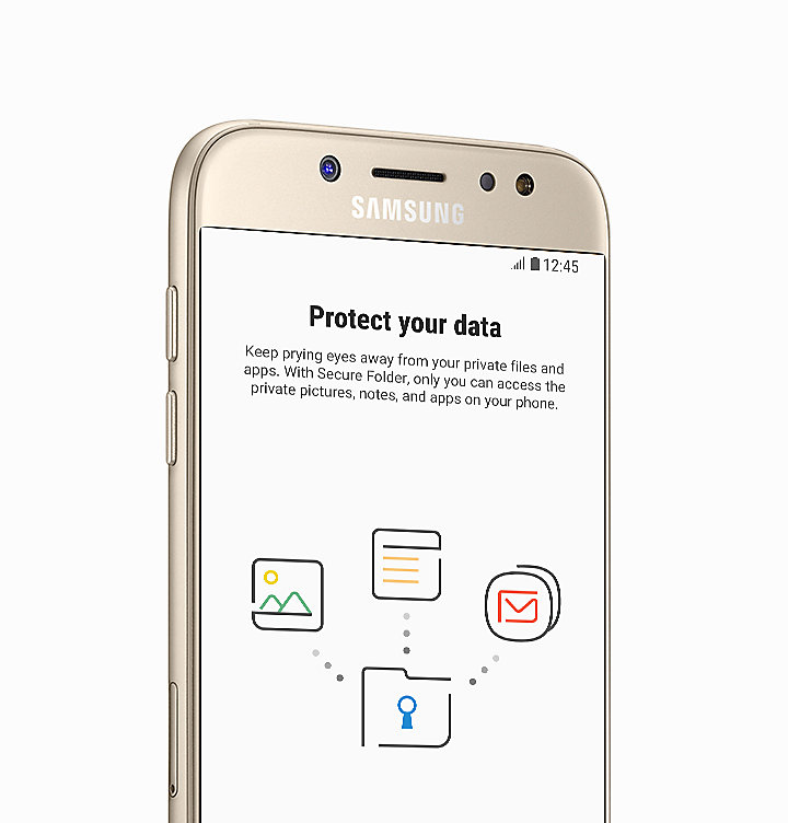 The Availability Of This Service Will Vary According To Nature Content Being Encrypted Secure Folder Separates Storage At Software Level