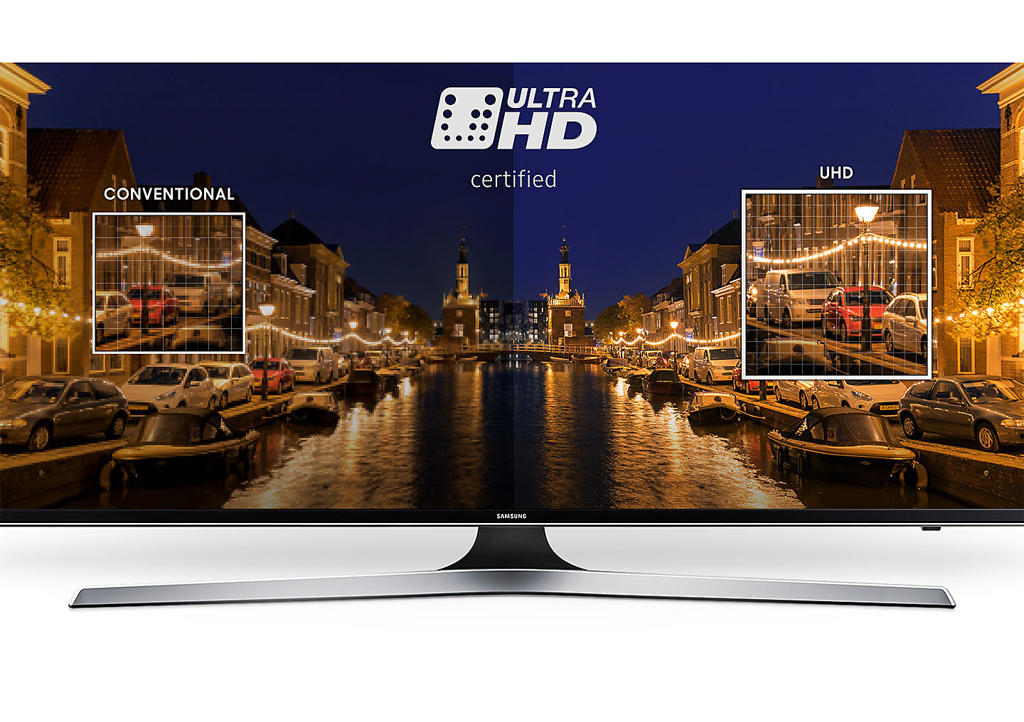 samsung ue40mu6120 40 4k ultra hd hdr led smart tv with freeview hd