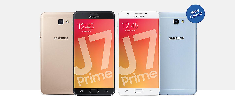 Jual Samsung Galaxy J7 Prime Smartphone Black 32 Gb 3gb Online Lte 16gb Hitam Kini Hadir Dengan Warna Baru Yang Mempesona Silver Blue