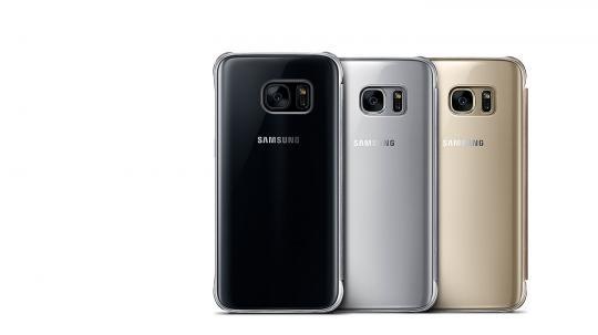 ac2895eea73b3f Un écrin pour votre smartphone. Innovant et élégant, l étui Clear View ...