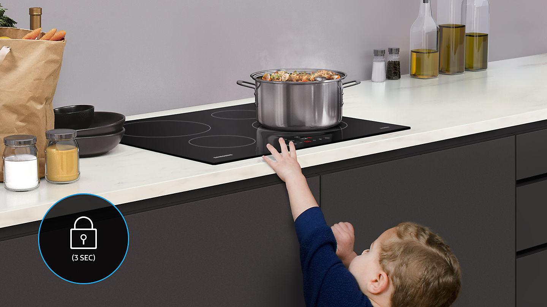 plaques ou induction beautiful plaque portable je veux trouver une table de cuisson a induction. Black Bedroom Furniture Sets. Home Design Ideas