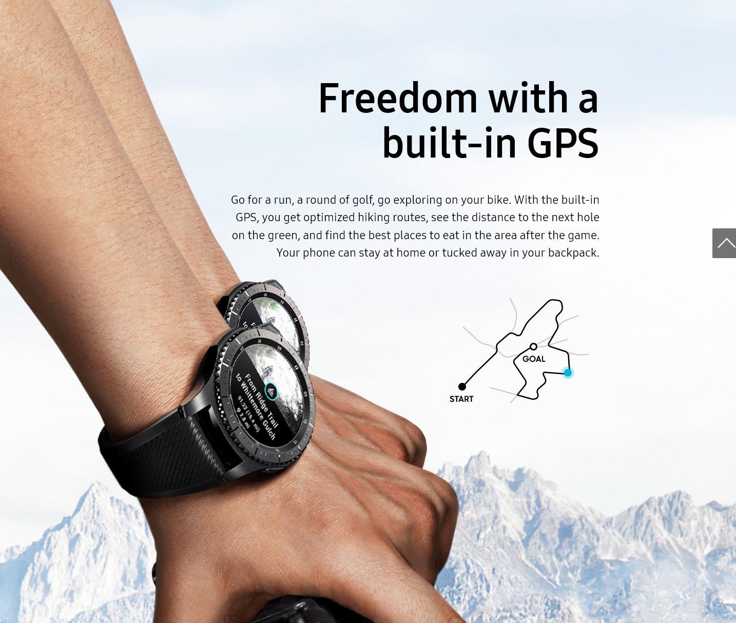 Details about Samsung Gear S3 Sm-R760 Frontier Bluetooth Smart Watch AU  Stock Warranty Black