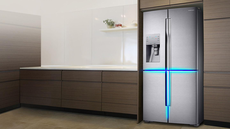 Side By Side Kühlschrank Ratenzahlung : Samsung rf56j9041sr side by side edelstahl