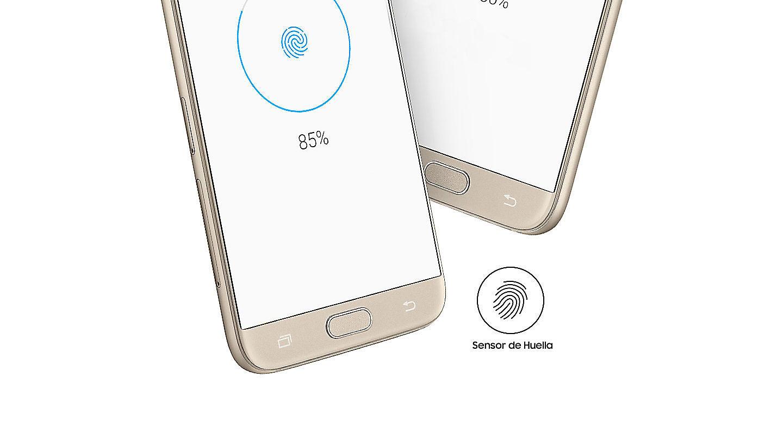 Smartphone Libre Samsung Galaxy J7 2017 16gb Negro Electr Nica  ~ Lavadoras Corte Ingles Plan Renove