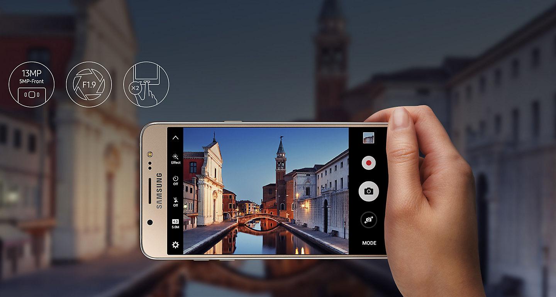 Jual Samsung Galaxy J5 2016 Smartphone 16gb Ram 2gb Terbaru Garansi Resmi Nikmati Hasil Foto Yang Begitu Jelas Bahkan Saat Kondisi Penerangan Kurang Baik Hadir Dengan Lensa F19 Unggul Dan Cepat