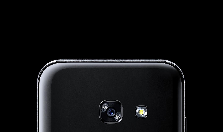 Jual Samsung Galaxy A3 2017 Sm A320 Smartphone Gold 16gb 2gb Keystone 3 B109e Garansi Resmi 1 Thn Abadikan Momen Berharga Dalam Hidup Anda Dengan Kamera Depan 13 Mp Di