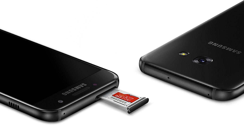 Jual Samsung Galaxy A3 2017 Sm A320 Smartphone Gold 16gb 2gb Keystone 3 B109e Garansi Resmi 1 Thn Kapasitas Tambahan Sebesar 256 Gb Mampu Menyimpan Data Multimedia Dalam Jumlah Banyak Sementara Itu Fitur Dual Sim Memberikan Keleluasan Saat Anda