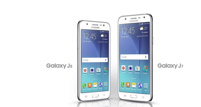 Anda Dengan Samsung Galaxy J5 Dan J7 Nikmati Gambar Yang Luar Biasa Video Sejernih Kristal Pada Layar 50 55 Super AMOLED Performansi