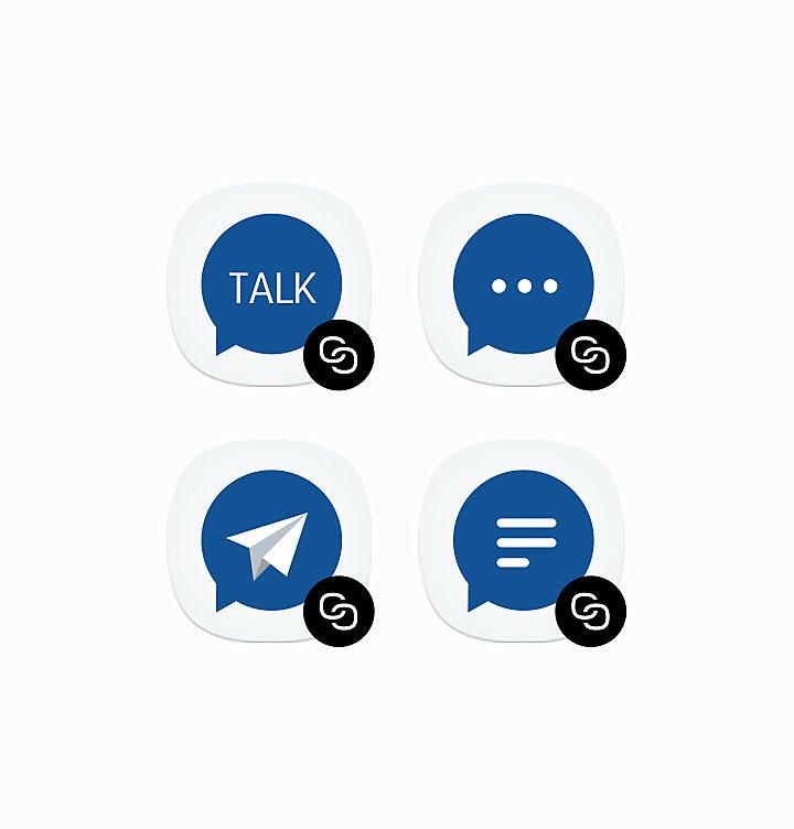 Fungsi Bergantung Dengan Aplikasi Chat Dan Operator Seluler Tidak Tersedia Untuk Model Single SIM