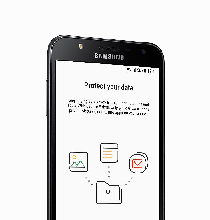 Samsung J7 Core 32GB - Black