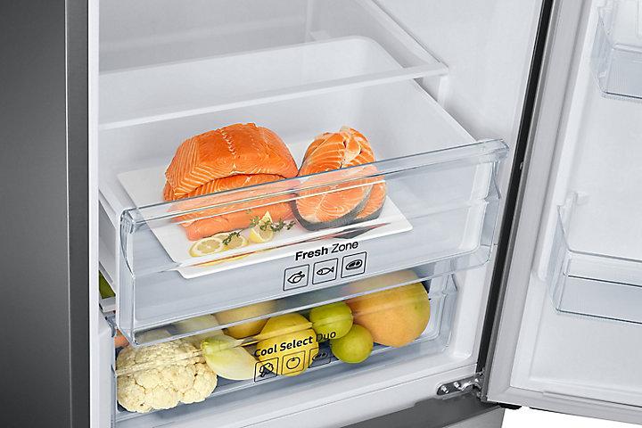 Gorenje Kühlschrank Welche Stufe : Samsung rb37j500msa kühl gefrier kombination edelstahl look a